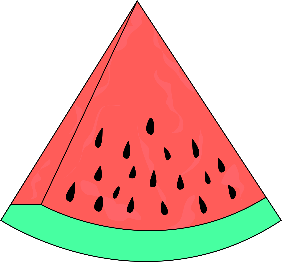 Melon clipart watermelon slice Slice Watermelon png art clip