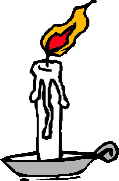 Melting Candle clipart Online  Clip Art clip