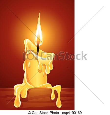 Drawn candle Images of  illustration and