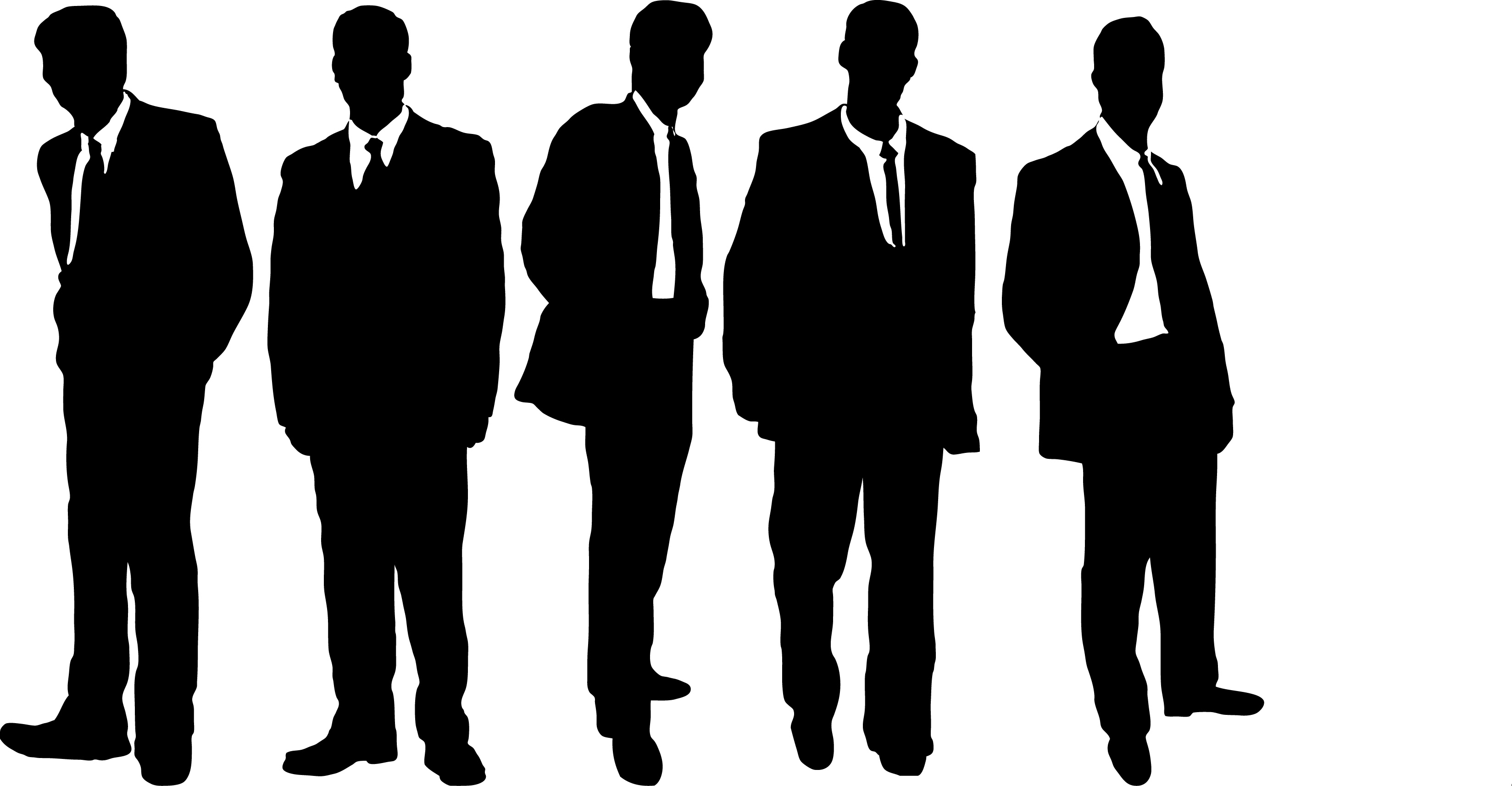 Shaow clipart business person Men Clip Art People Library
