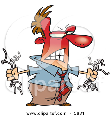 People clipart angry Clipart Panda Images Anger Clipart
