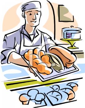 Cartoon clipart baker Clip art cartoon (35+) Clipart