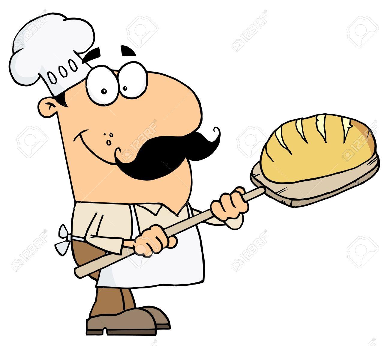Bread clipart bread baker Clipart Clipart Art Bakery Free