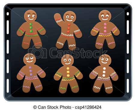 Men clipart baking Man Baking Man csp41286424 of