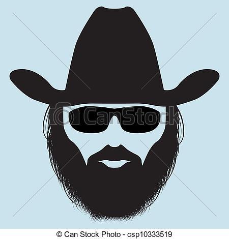 Men clipart beard Hat Art Vector bearded of