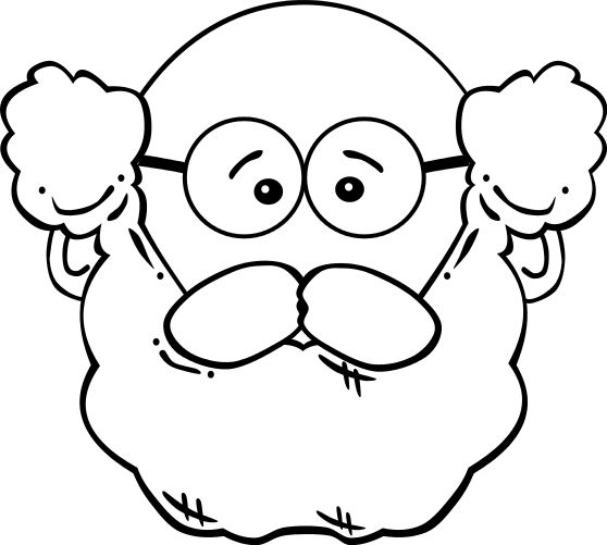Men clipart beard Beard Best clipart on ideas