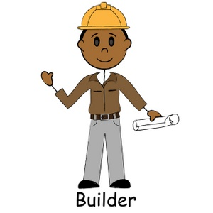 Men clipart builder Clipart Hard Construction hats Hat