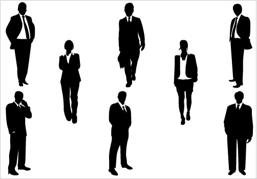 Business clipart business person #2