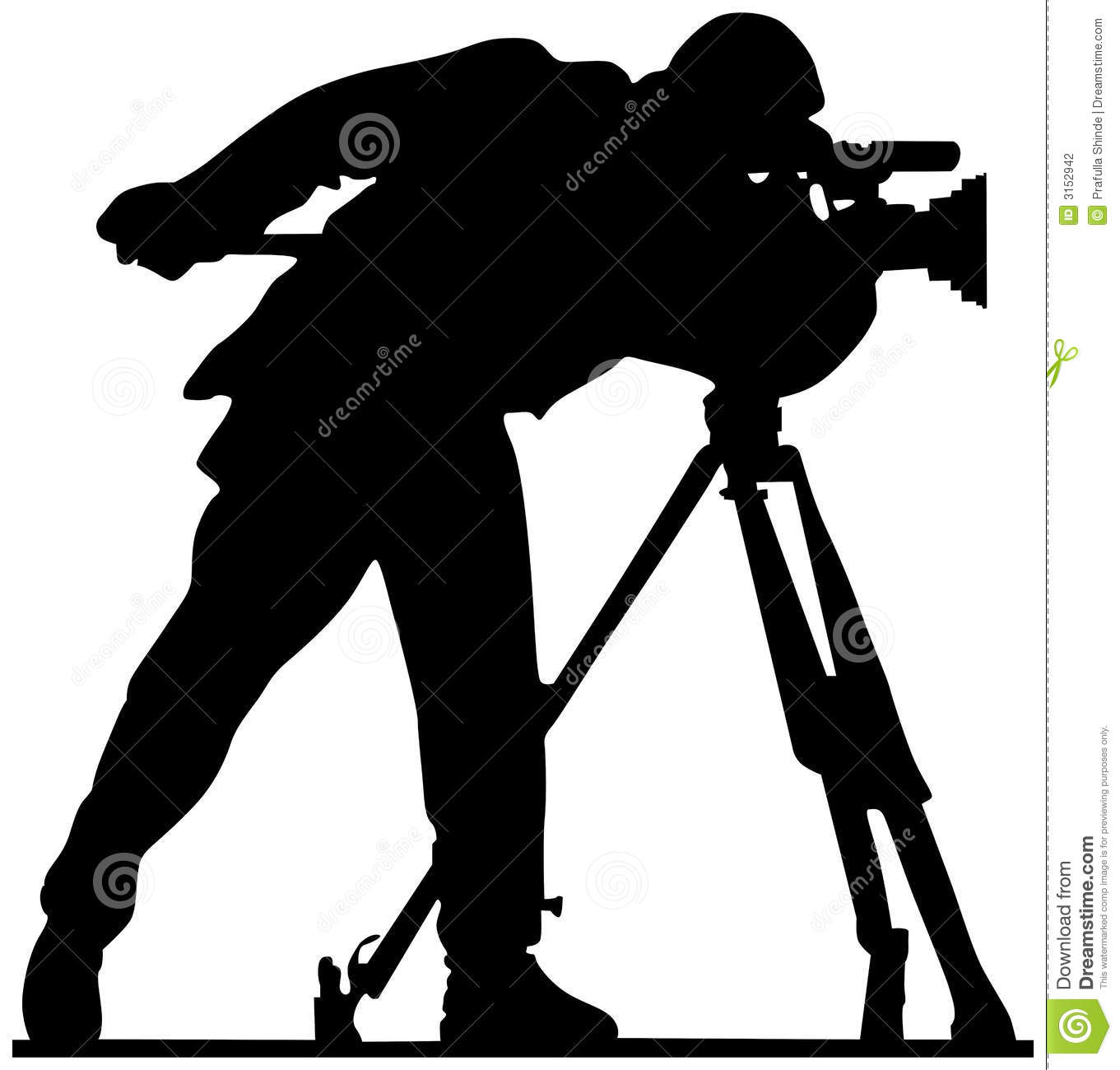 Photography clipart camera man Art Man Art Clip Camera