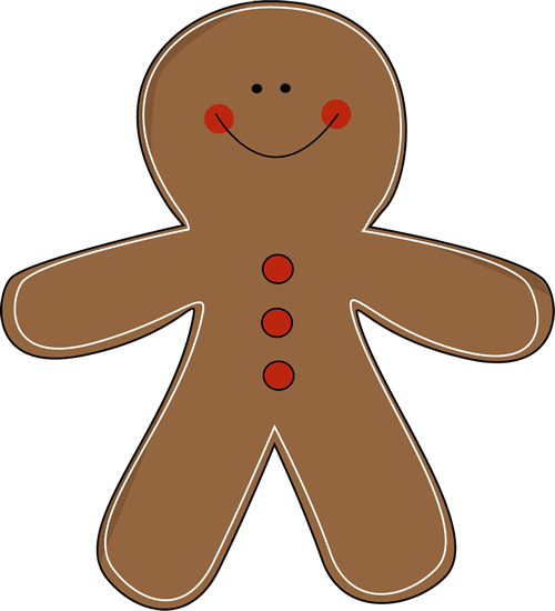 Brown clipart gingerbread man Gingerbread Image Gingerbread Gingerbread Man