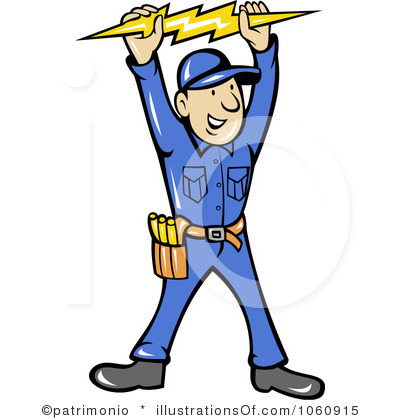 Electrical clipart electrical technician #3