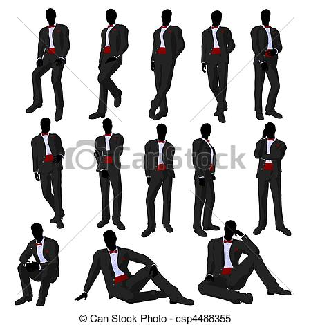 Groom clipart groom tux Groom Illustrations Stock Stock