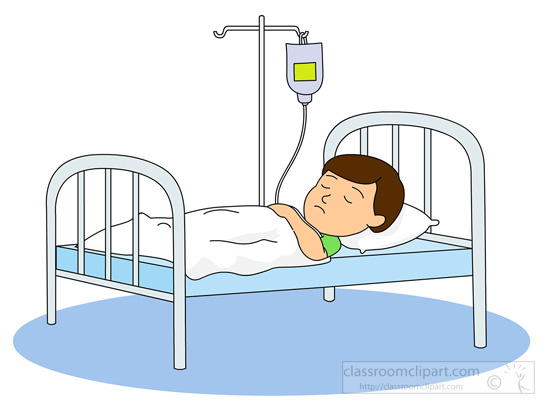Sick clipart hospital clipart Panda Clipart Free Pictures Art