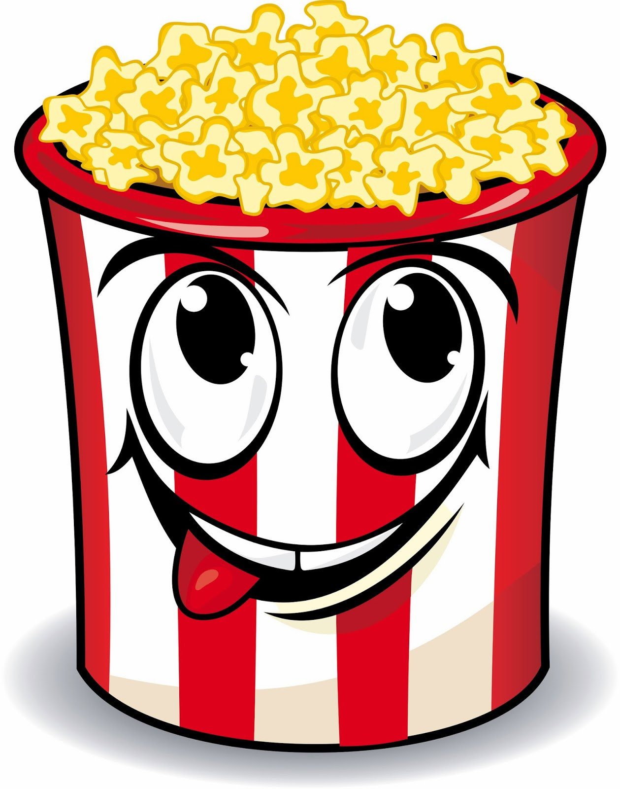 Popcorn clipart popcorn popping Free Clipart Popcorn Cliparting images