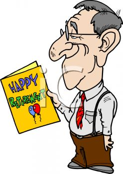 Old clipart retired person Free Clipart Images retirement For