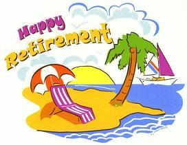 Happy Free Clipart Retirement Retirement