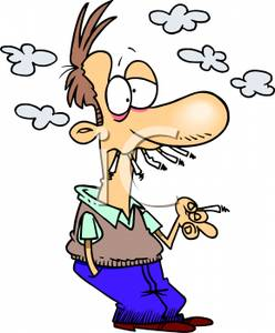 Cigarette clipart smoking cigarette A Cigarettes Clipart Royalty Man