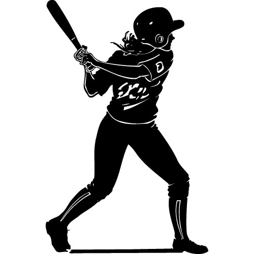 Men clipart softball Clipart free Clipart Free Clipart