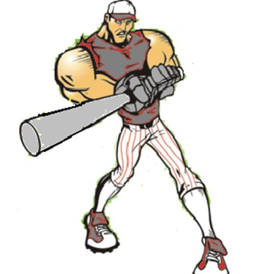 Men clipart softball Download Softball Cliparts Art Free