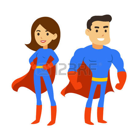 Men clipart superhero Stock 50 Cliparts Clipart female