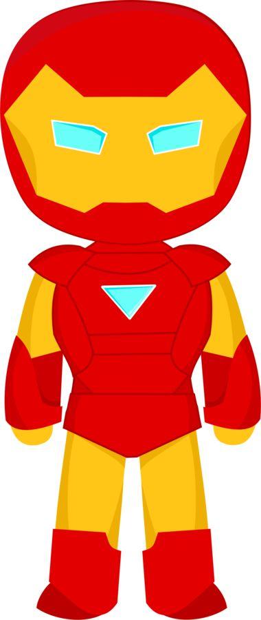 Men clipart superhero Super Iron best images Pinterest