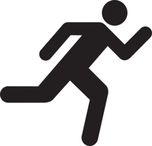 Men clipart transparent On Transparent Clker at Running