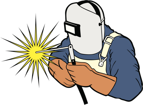 Welder clipart man Welders Business Philosophers Fewer More