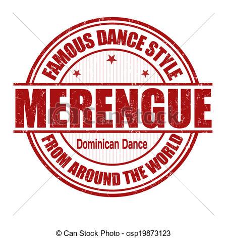Meringue clipart dance contest 668 dance rubber Merengue royalty