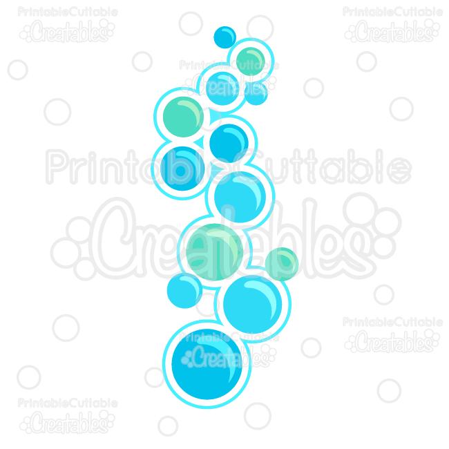 Mermaid clipart bubble Free Cute Files SVG SVG