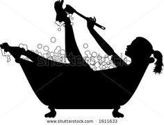 Mermaid clipart bubble Bubble Clipart Bath  Mermaids