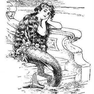 Mermaid clipart public domain Archives Mermaids Mermaid The Fairy