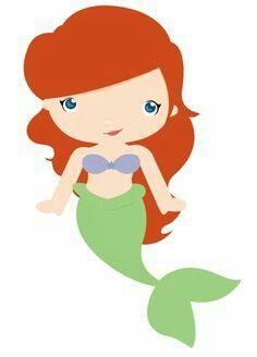 Mermaid clipart siren Under best Sea images Little