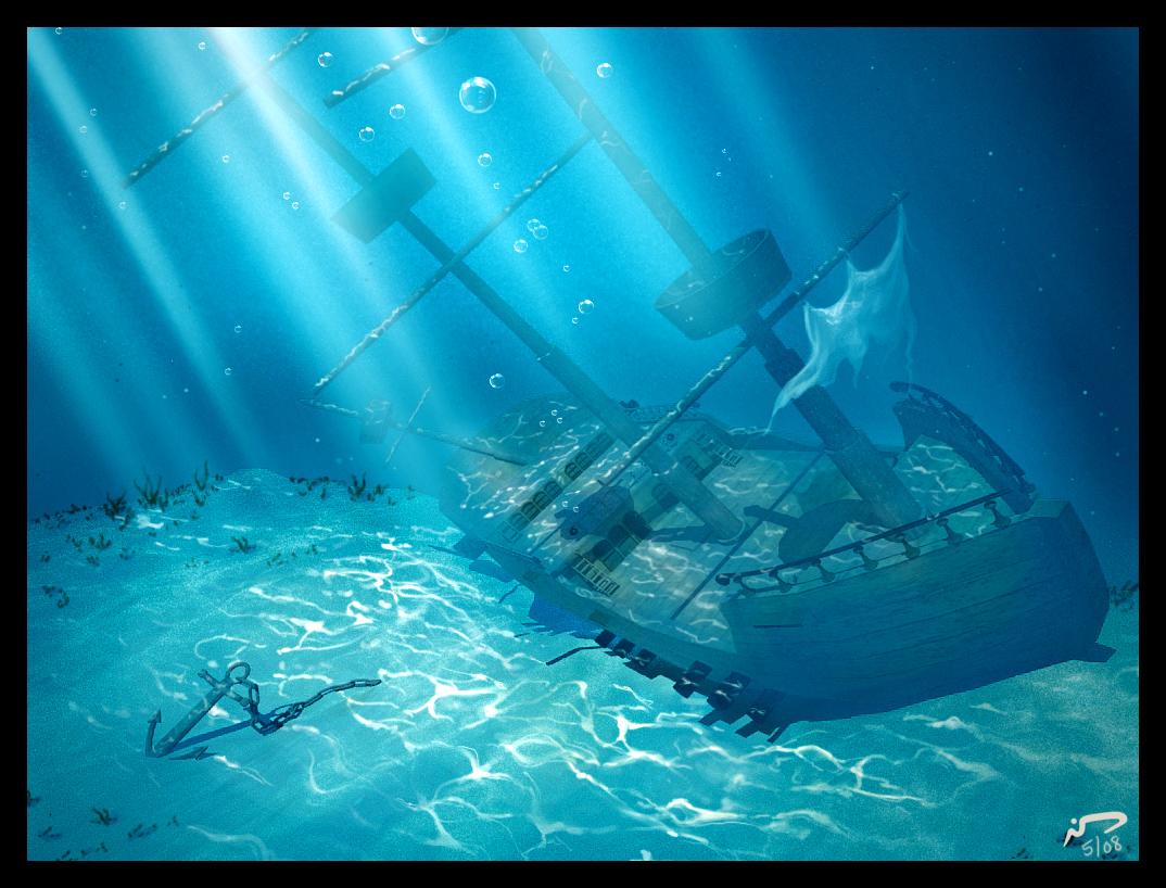 Titanic clipart sunken ship Ships  Sunken Ships Ships