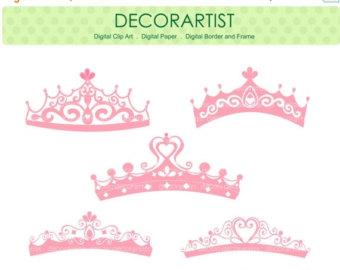 Ballet clipart tiara Clipart clipart clipart princess Pink