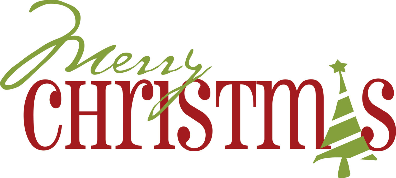 Text clipart merry christmas Art Words Merry Christmas Savoronmorehead