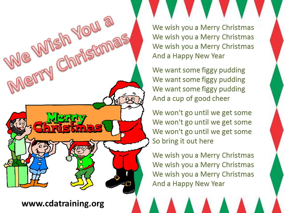 Merry Christmas clipart child Merry a Christmas Basics You