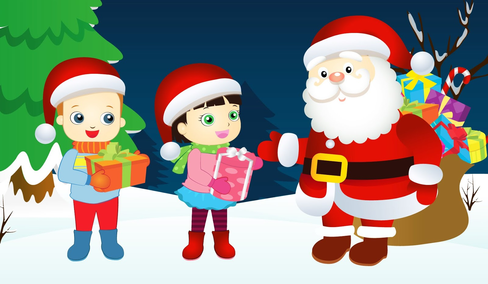 Merry Christmas clipart christmas celebration (45+) Festival christmas Clipart clip