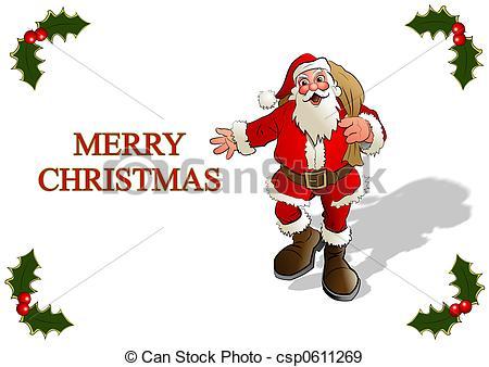 Merry Christmas clipart christmas celebration Celebration de of  Illustration
