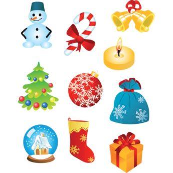 Merry Christmas clipart christmas symbol Christmas Free Free icons