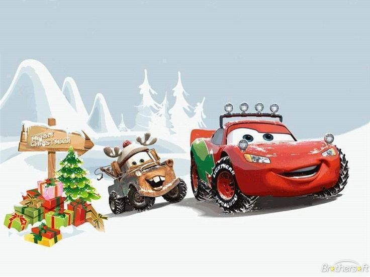 Merry Christmas clipart disney cars On  AWESOME