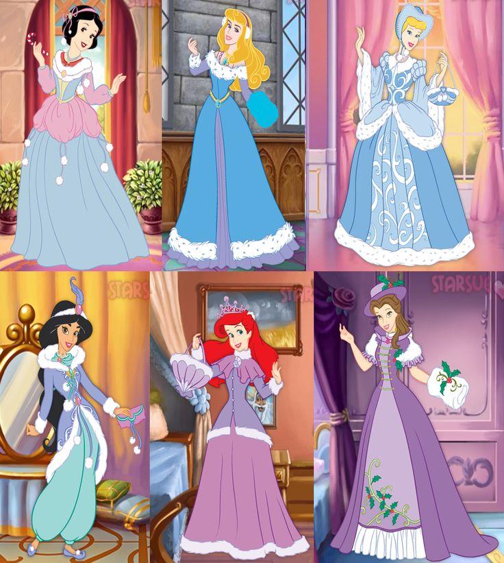 Merry Christmas clipart disney princess Pinterest Princess this Princess Christmas