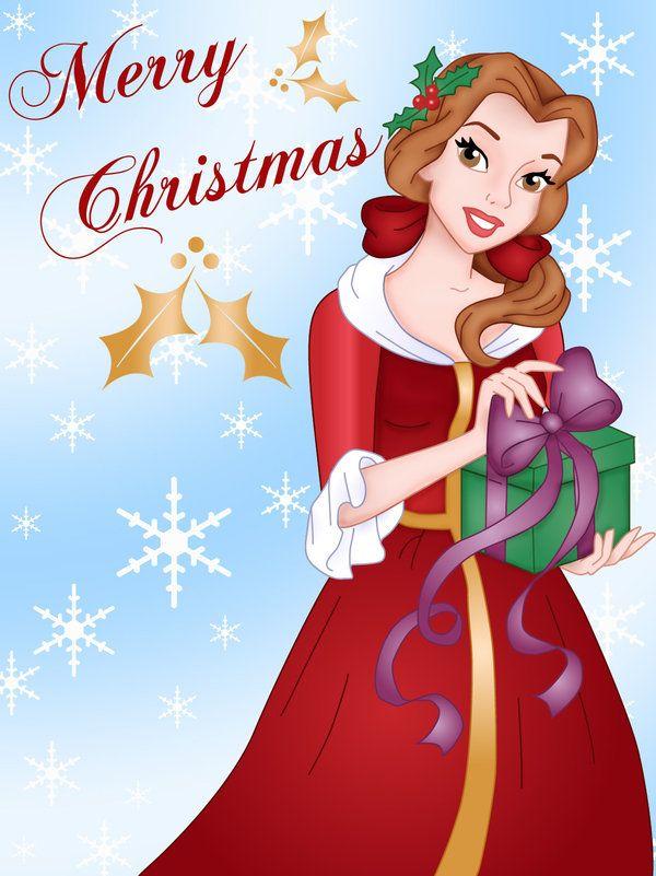 Merry Christmas clipart disney princess Xmas! on images 110 christmas