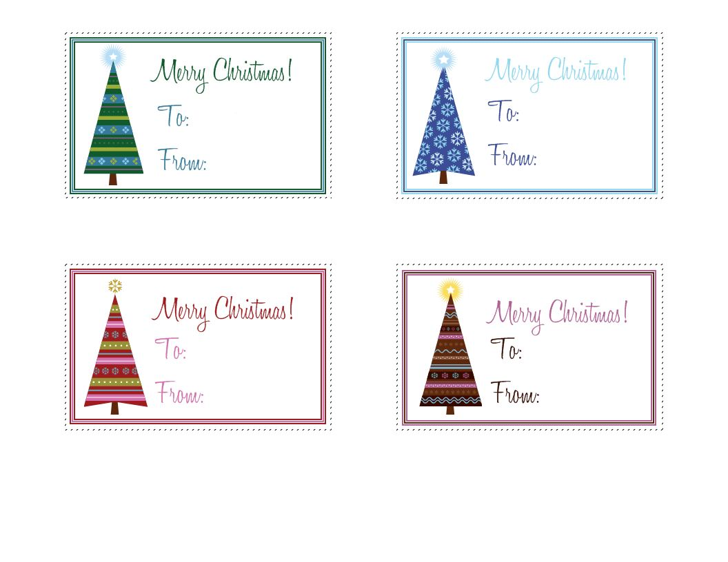 Merry Christmas clipart gift tag Template Merry Tags merry Clipart