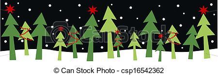 Holydays clipart banner Christmas  merry of holidays