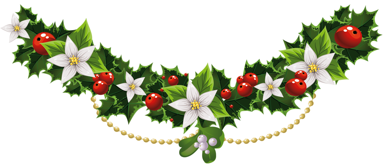 Merry Christmas clipart holiday garland Holidays Dreams Holidays Friday: Friday:
