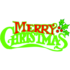 Merry Christmas clipart logo Clip of Clipart Best #7916