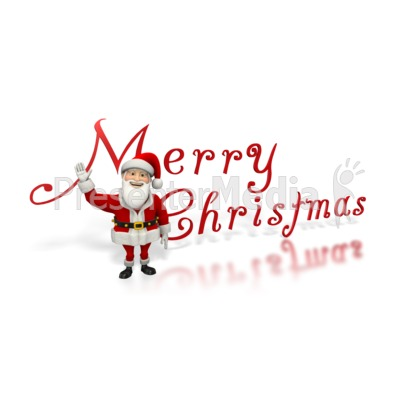 Merry Christmas clipart logo Santa Merry clipart merry 792hac: