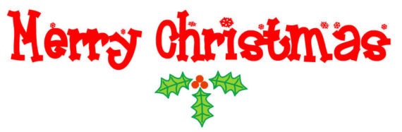 Merry Christmas clipart logo Free art Christmas #7878 Clipart