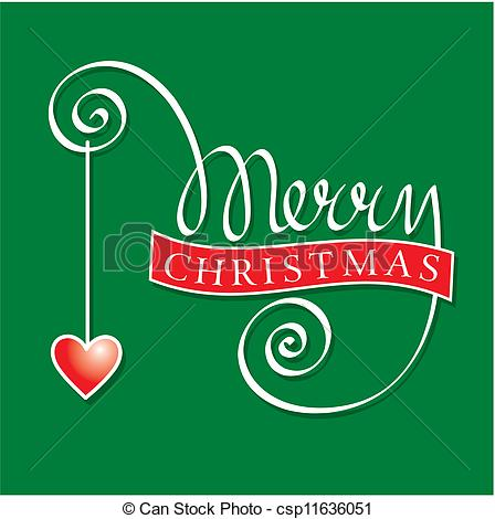 Merry Christmas clipart logo Clipart of merry vector christmas
