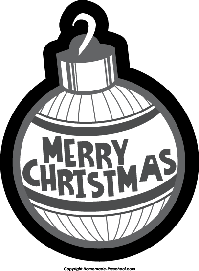 Merry Christmas clipart ornament Click to Christmas Merry Save